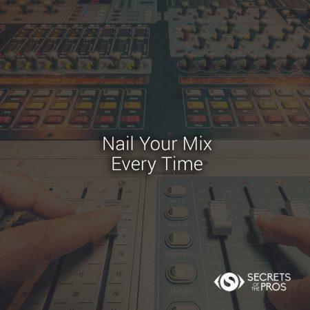 Mixing 101
